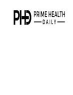 PHD PRIME HEALTH DAILY