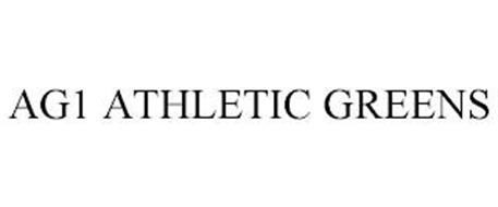 AG1 ATHLETIC GREENS
