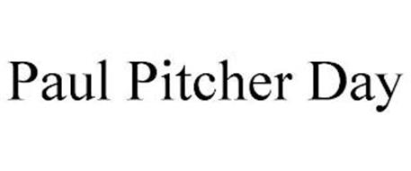 PAUL PITCHER DAY