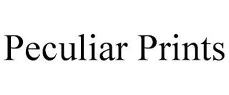 PECULIAR PRINTS