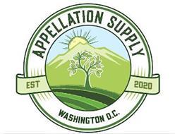 APPELLATION SUPPLY, EST 2020, WASHINGTON DC