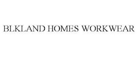 BLKLAND HOMES WORKWEAR