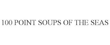 100 POINT SOUPS OF THE SEAS