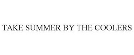 TAKE SUMMER BY THE COOLERS