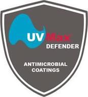 UVMAX DEFENDER ANTIMICROBIAL COATINGS
