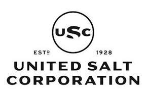 USC ESTD 1928 UNITED SALT CORPORATION