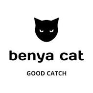 BENYA CAT GOOD CATCH