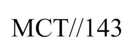 MCT//143