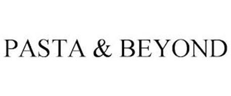 PASTA & BEYOND