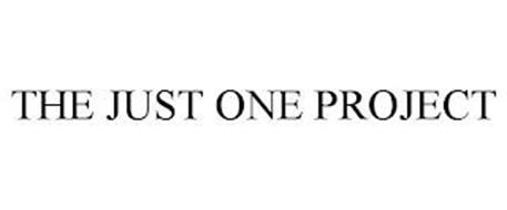 THE JUST ONE PROJECT