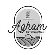 AGHAM FLAVORFULLY YOURS