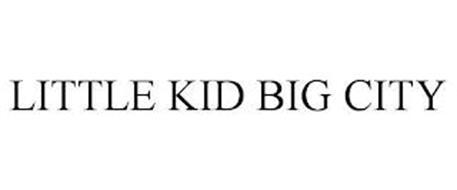 LITTLE KID BIG CITY