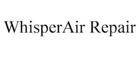 WHISPERAIR REPAIR