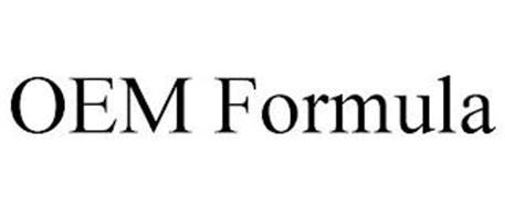 OEM FORMULA