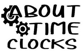 ABOUT TIME CLOCKS
