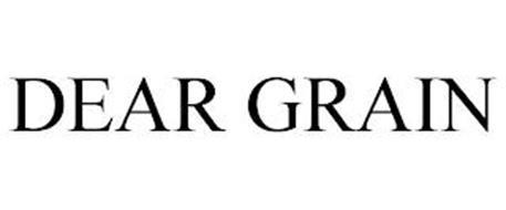 DEAR GRAIN