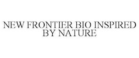 NEW FRONTIER BIO INSPIRED BY NATURE
