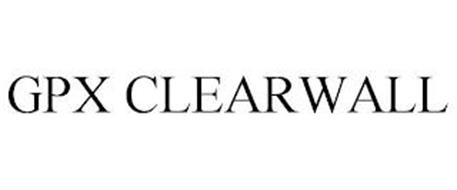 GPX CLEARWALL