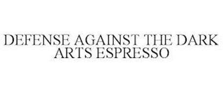 DEFENSE AGAINST THE DARK ARTS ESPRESSO