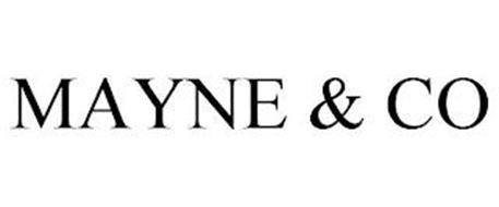MAYNE & CO