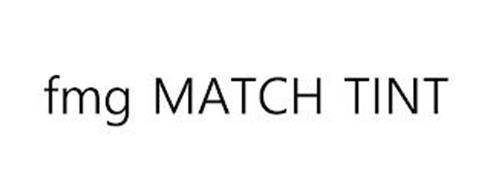 FMG MATCH TINT