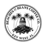 BEACHES & BEANS COFFEE CO. KEY WEST, FL.