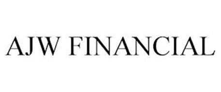 AJW FINANCIAL