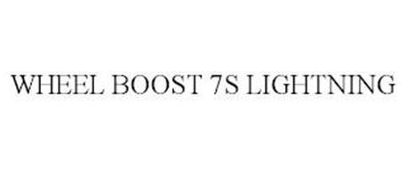 WHEEL BOOST 7S LIGHTNING