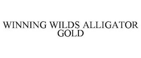 WINNING WILDS ALLIGATOR GOLD