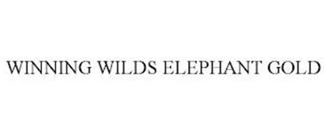 WINNING WILDS ELEPHANT GOLD