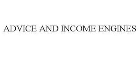 ADVICE AND INCOME ENGINES