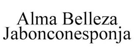 ALMA BELLEZA JABONCONESPONJA