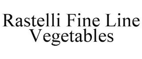 RASTELLI FINE LINE VEGETABLES