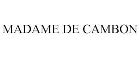 MADAME DE CAMBON