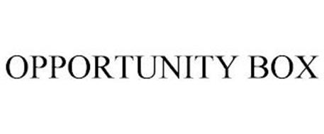 OPPORTUNITY BOX