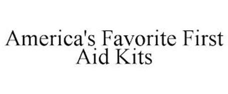 AMERICA'S FAVORITE FIRST AID KITS