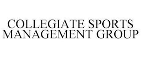 COLLEGIATE SPORTS MANAGEMENT GROUP