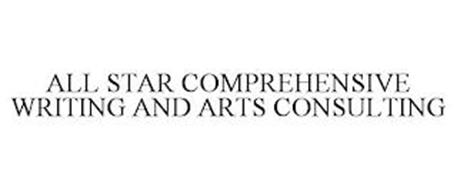 ALL STAR COMPREHENSIVE WRITING AND ARTS CONSULTING