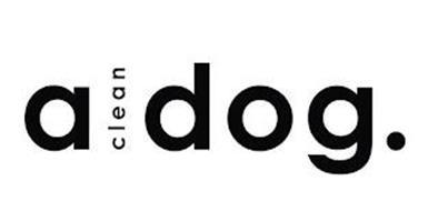 A CLEAN DOG.