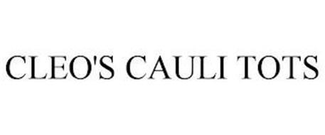 CLEO'S CAULI TOTS