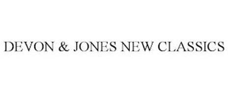 DEVON & JONES NEW CLASSICS