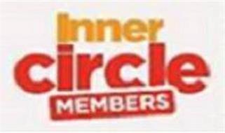 INNER CIRCLE MEMBERS