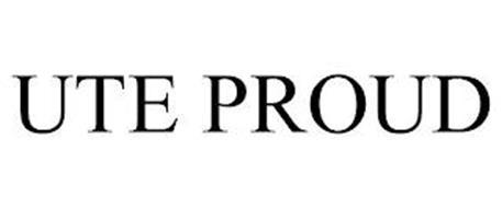 UTE PROUD