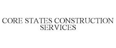 CORE STATES CONSTRUCTION SERVICES