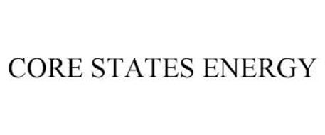 CORE STATES ENERGY