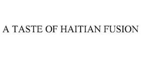 A TASTE OF HAITIAN FUSION