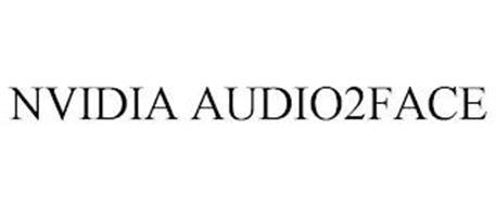 NVIDIA AUDIO2FACE