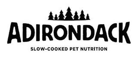 ADIRONDACK SLOW-COOKED PET NUTRITION
