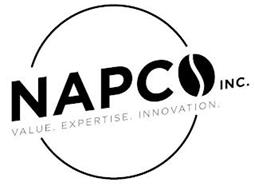 NAPCO INC. VALUE. EXPERTISE. INNOVATION.