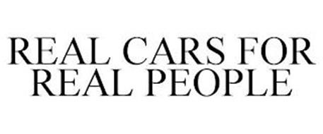 REAL CARS FOR REAL PEOPLE